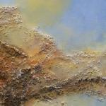 Urgestein - Acryl auf Leinwand - 60 x 60 cm