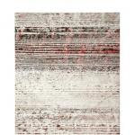 partitura  - Holzdruck auf Transparentpapier - im öffentlichen Raum